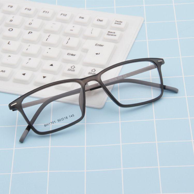 1701复古圆框眼镜超轻小框tr90眼镜架时尚简约全框近视眼镜架批发