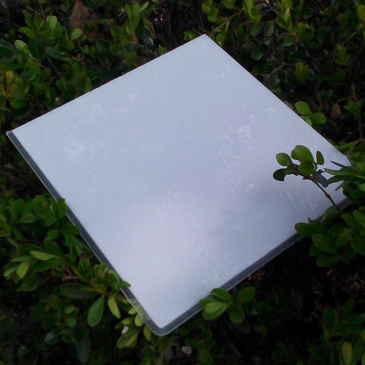 工厂热销乳白色亚克力板 定制有机玻璃板材 pmma有机玻璃制品加工
