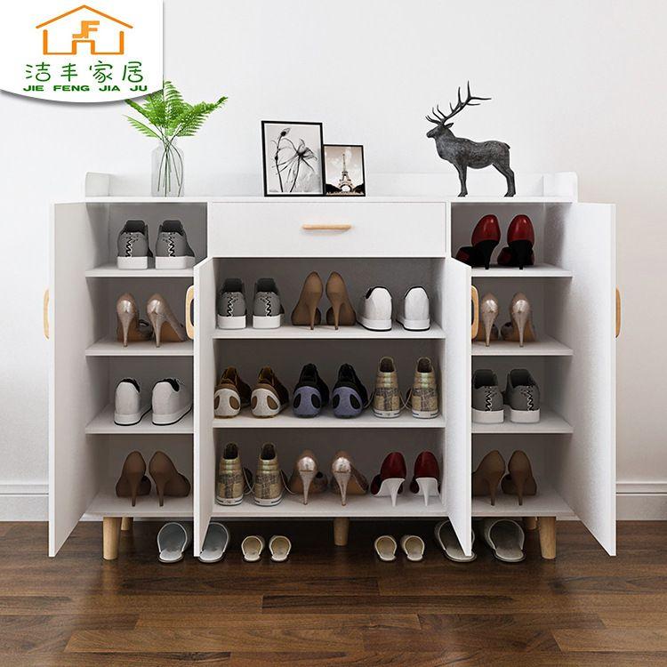 厂家直销家庭时候组装门口客厅家具鞋柜 规格齐全简易现代鞋架