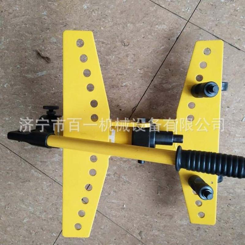 供应镀锌管手动弯管机 碳钢管折弯机 不锈钢管握弯机