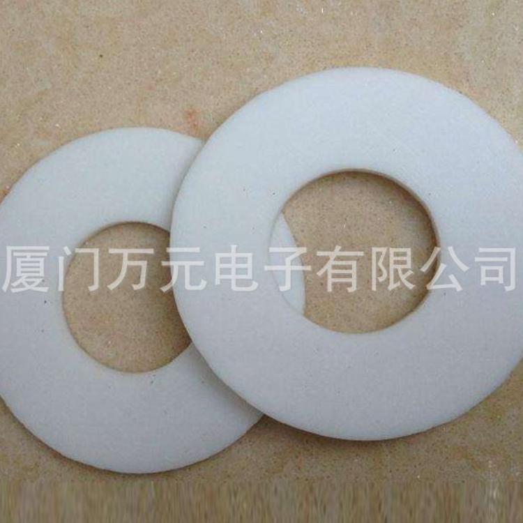 工厂直销铁氟龙垫片 耐高温耐高压耐腐蚀铁氟龙垫片 平垫圈