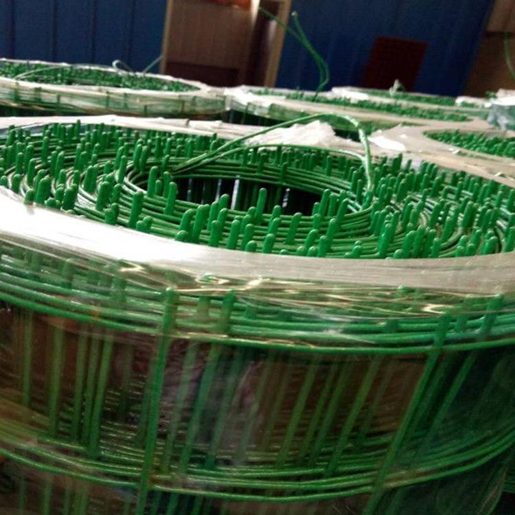 1.5米波浪网围栏 圈山铁丝网围栏 浸塑荷兰网