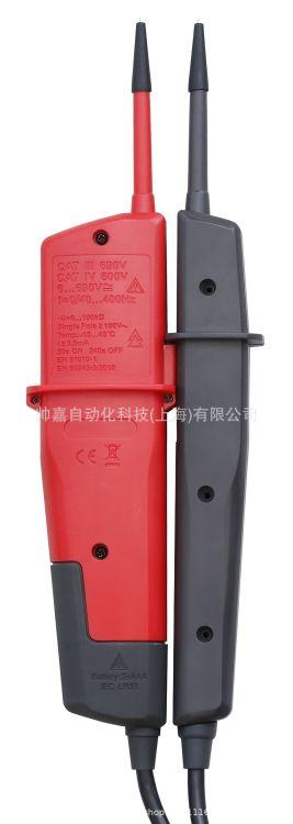 优利德电压及连续性测试仪/RCD测试/极性检测UT18A