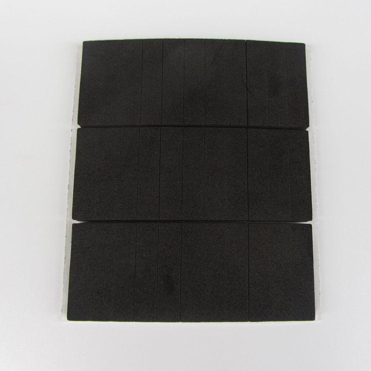 EVA胶垫 EVA泡棉胶贴 3M泡棉垫 黑色保护垫 多种型号 厂家定制