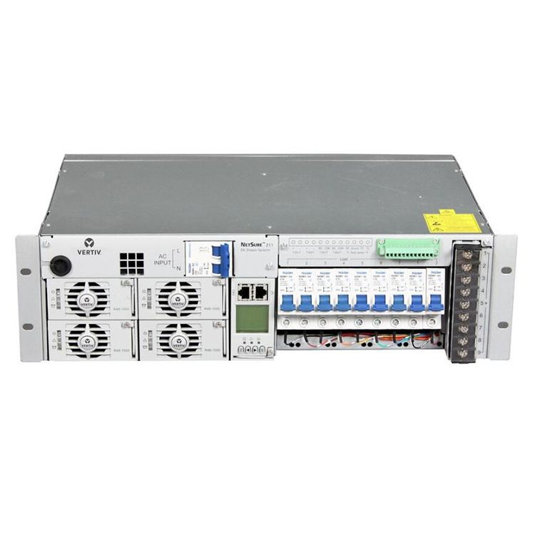 强力推荐 高品质艾默生 NetSure211 C46嵌入式通讯开关电源