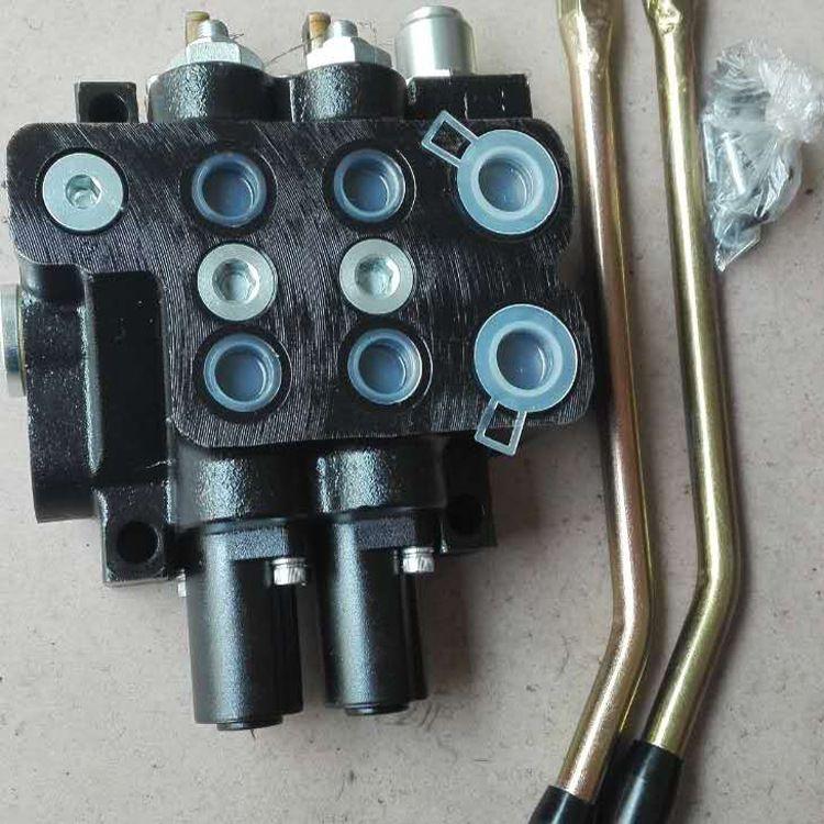 厂家直销DF250一2Q9T多路阀 各种液压多路阀 手动多路换向阀