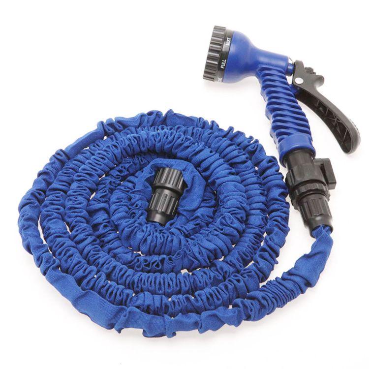 供应xhose 伸缩水管 家用洗车器 园林水管乳胶管