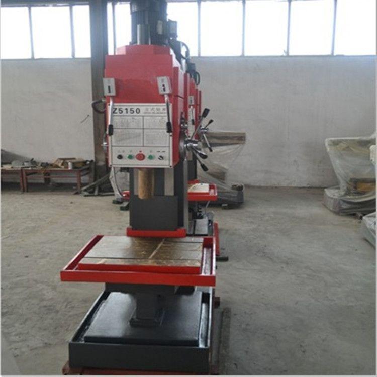 钻床厂家直销z5150B立式钻床 自动进给钻床型号 机械传动式立钻