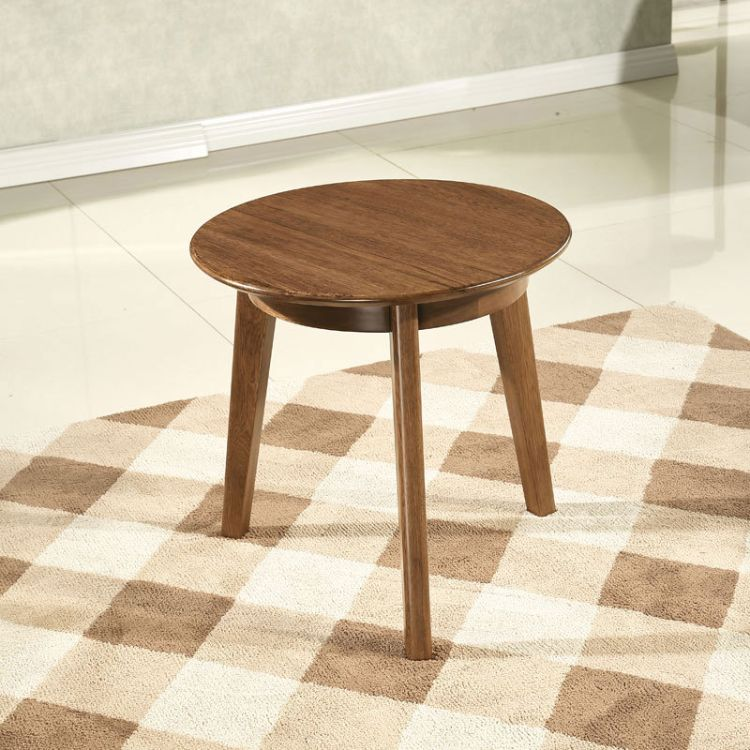 北欧式简易实木电视柜小茶几桌子客厅家具简约