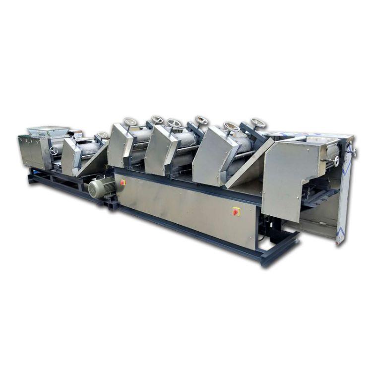 厂家直销 商用自动面条机 多功能面条机 商用圆面条机 压面机
