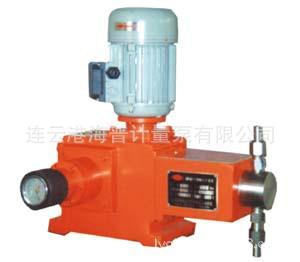 海普J系列计量泵 隔膜计量泵 柱塞计量泵 加药泵 机械隔膜计量泵