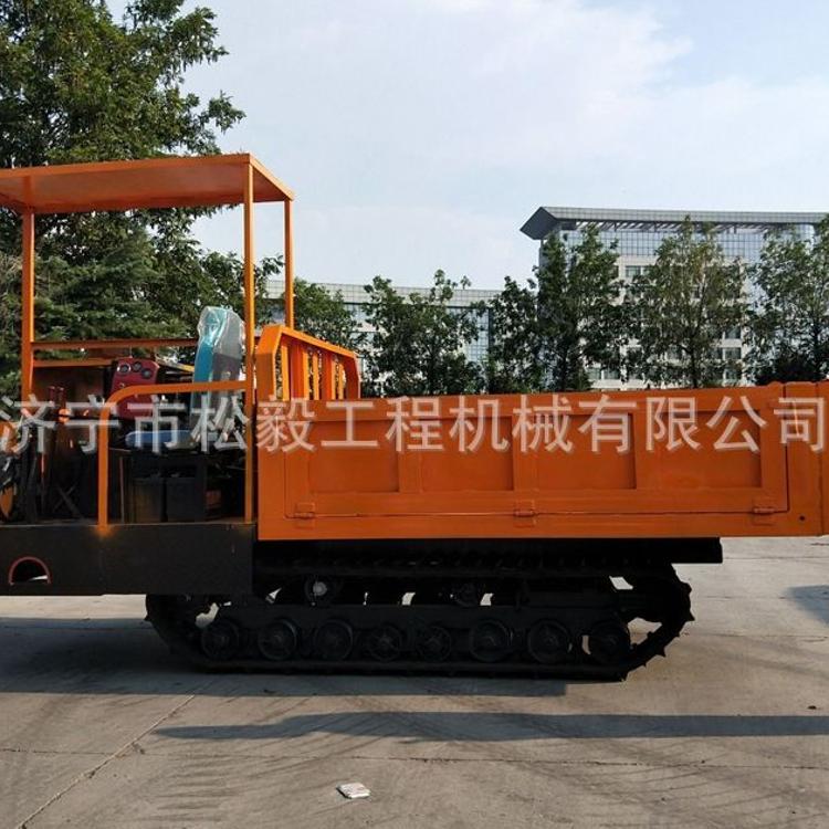 建筑机械运输机履带运输车 工程多功能履带运输车