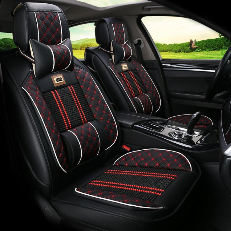汽车坐垫座套四季通用全包围座椅套五座坐套天台座垫厂家直销批发