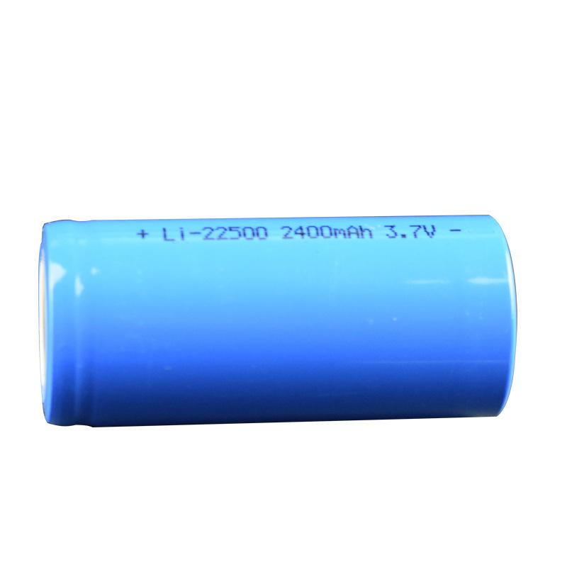 22500锂电池3.7V 2400充电锂电池组大容量可定制充电电池组KC CB