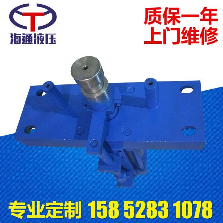 厂家定制铸造机油缸SLG125X45-200四拉杆油缸工程液压油缸