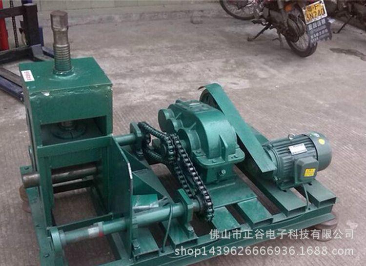 盘管器滚圆机,型材弯曲机 弯弧机弯弧大棚钢管弯管机弯盘管
