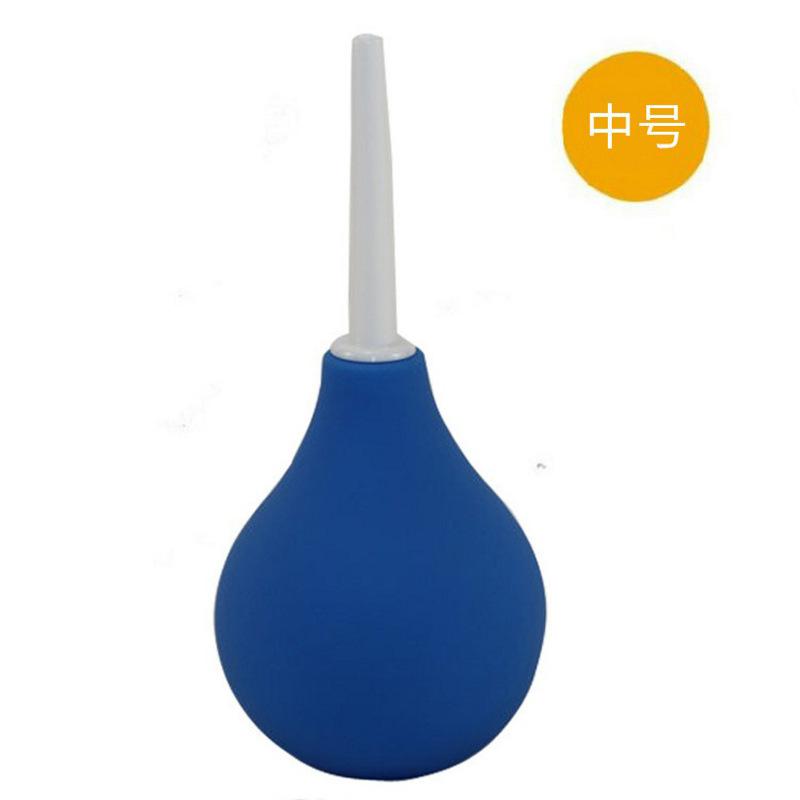 厂家直销球型灌肠器中号 160毫升球形洗肠器 成人情趣性用品批发