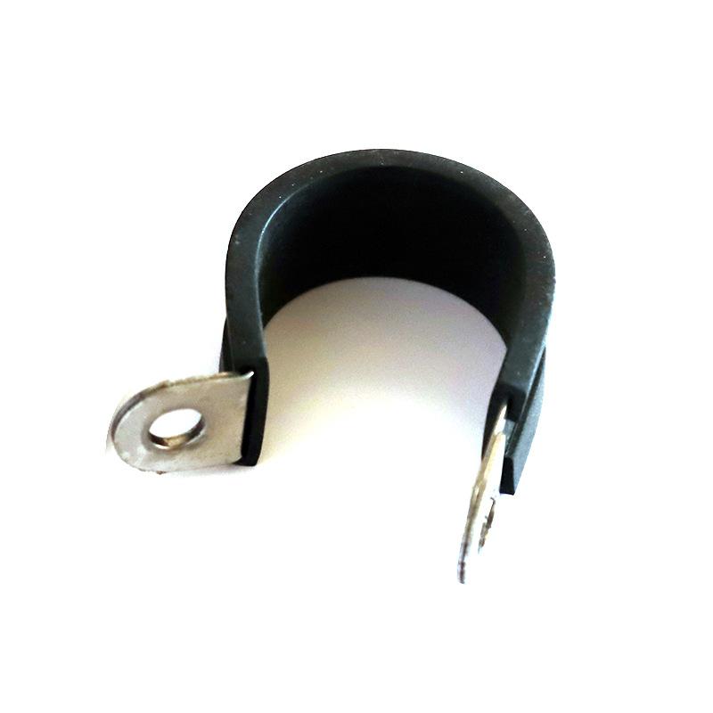 不锈钢连胶条德式铁镀锌喉箍 厂家生产规格齐全耐腐蚀耐腐蚀
