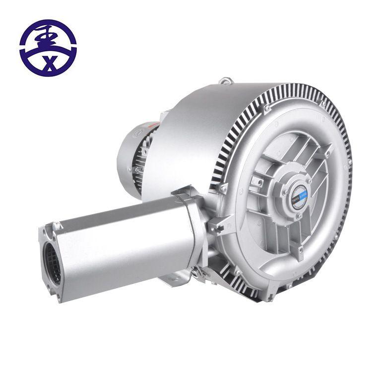 2RB-11kw超强大吸力双极双叶轮高压风机 旋涡式高压气泵 真空泵