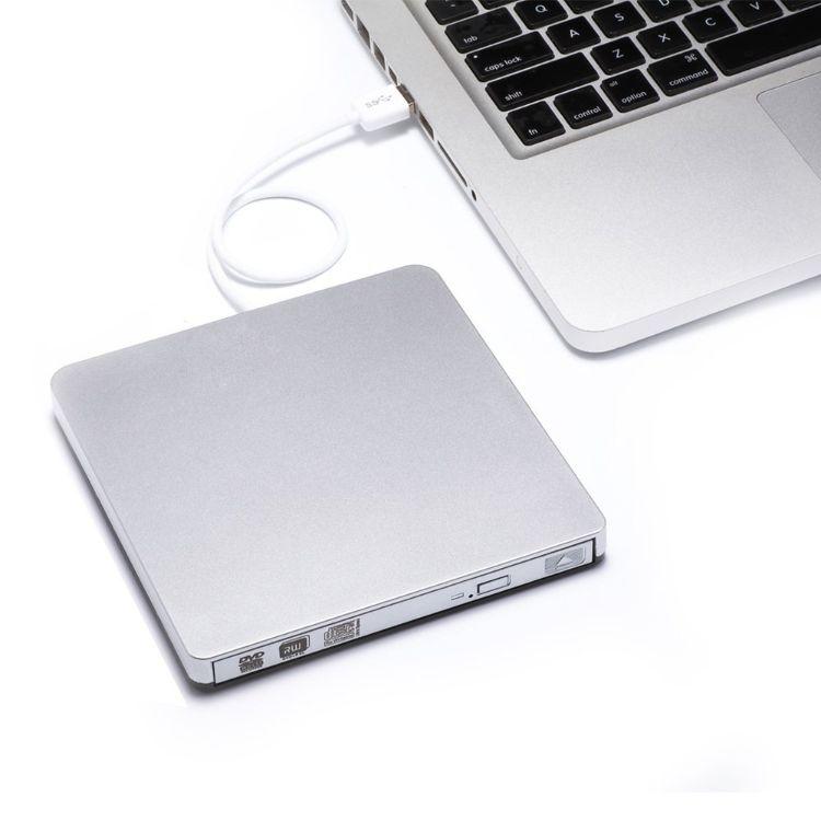 超薄款USB3.0外置DVD刻录机 笔记本外置DVD光驱电脑通用9.5SATA