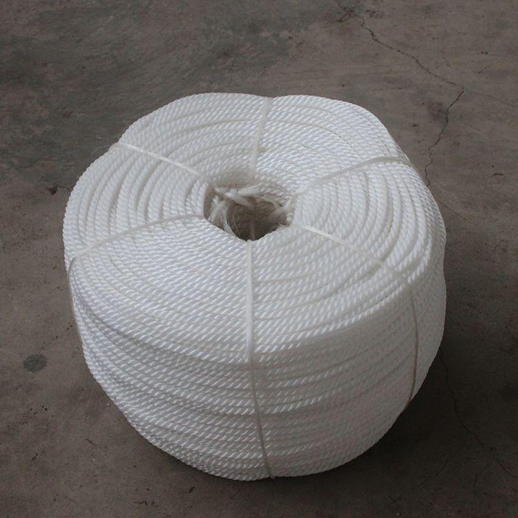 多股高强力大棚压膜绳渔网绳索渔网线聚乙烯线各种吊绳厂家直销