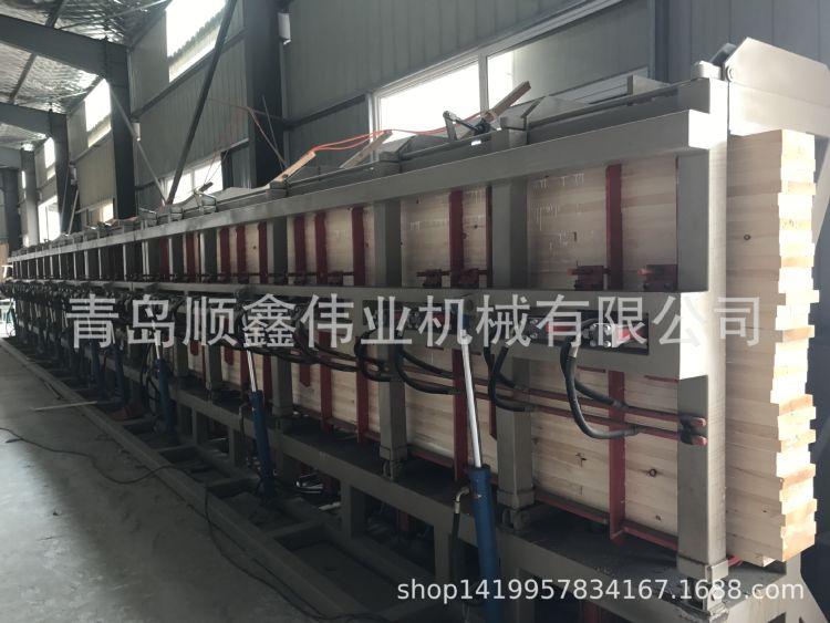 厂家直销-木工机械-拼方机设备-顺鑫机械