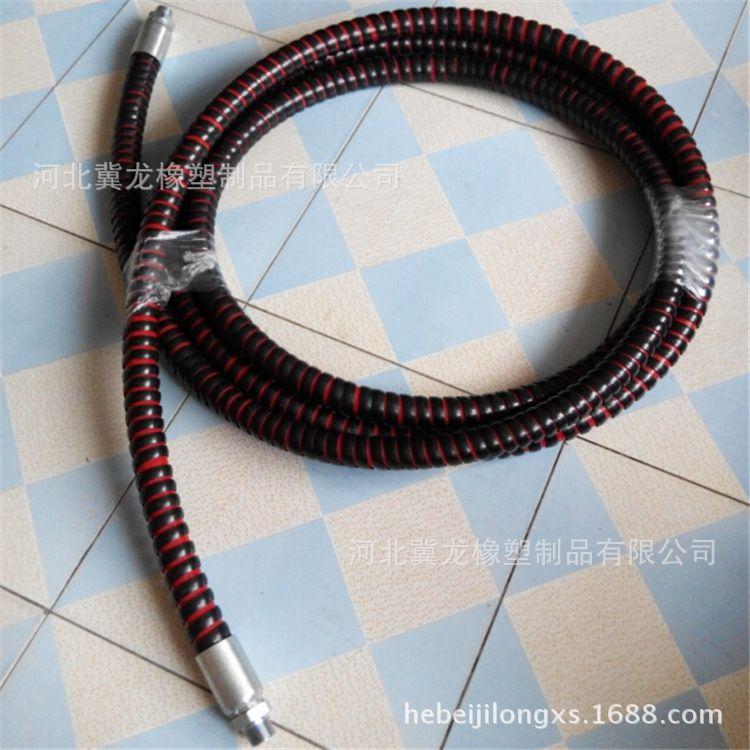 JL现货35兆帕耐低温CNG高压软管 1寸槽车专用输送压缩天然气软管