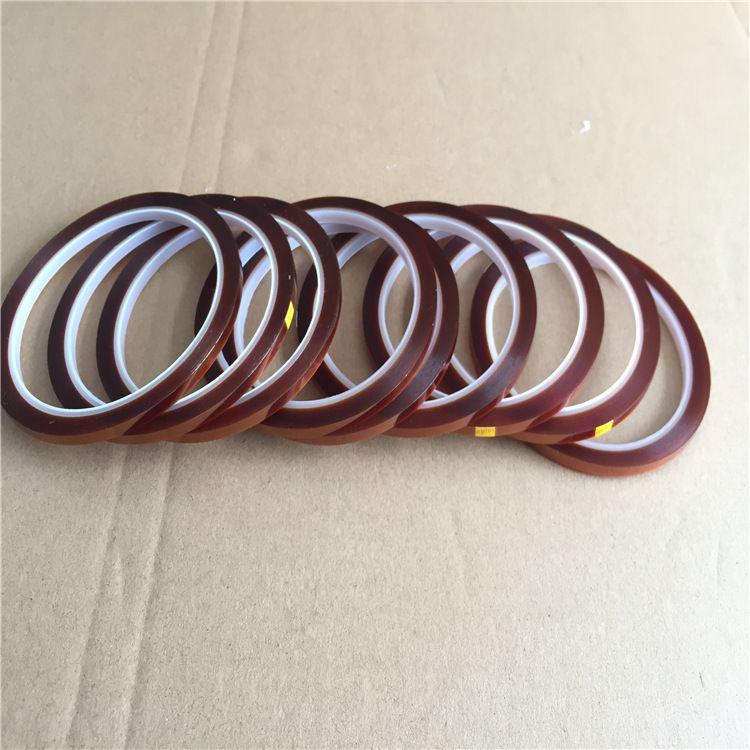 耐高温PI硅胶胶带 聚酰亚胺胶带 ESD防静电高温胶带 防静电金手指胶带