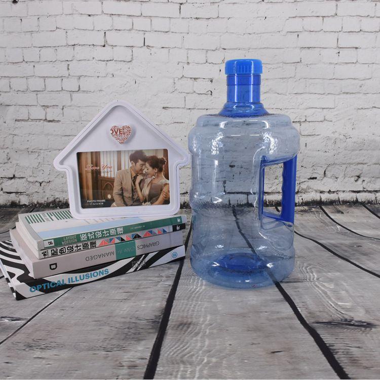 专业生产塑料水桶 5L食品级冷灌装 QS认证 任丘市百军塑料制品厂