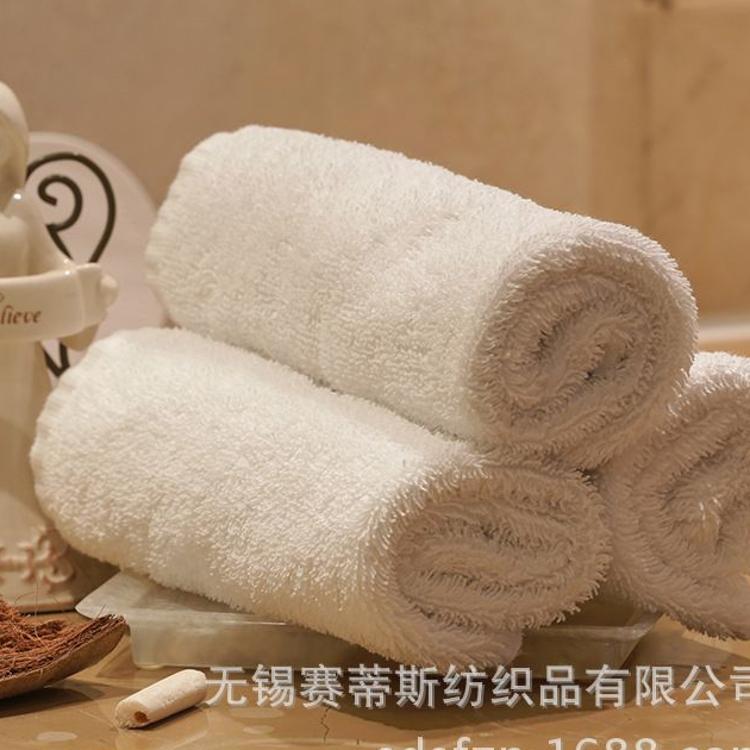 厂家直销酒店用品加工洗浴用品布草酒店毛巾浴巾加工定制