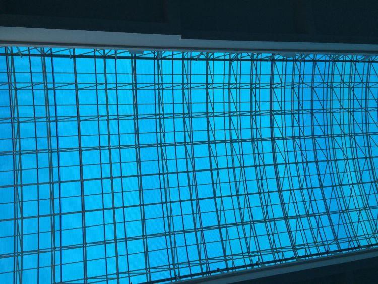 厂家直销PC板PC洁光板1.5毫米蓝色洁光板量大从优