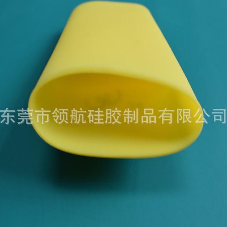 大孔径壁薄硅胶弹性套管 大管径硅胶软套管 环保无毒 大孔径