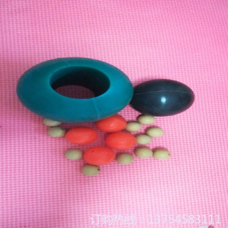 加工定做工业用橡胶制品  橡胶球 硅胶球 实心橡胶球 通孔胶球