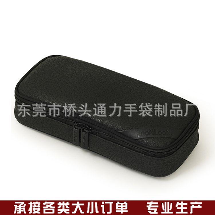 生产加工 定做 PVC笔袋 PU笔袋 PVC拉链袋 定制 定购
