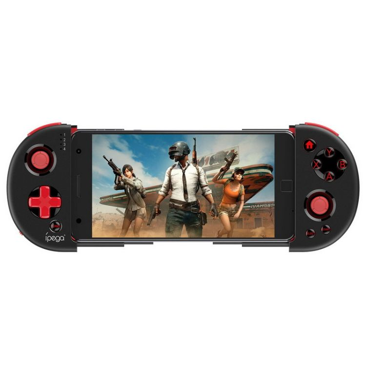 新款ipega手机蓝牙游戏手柄PG9087红武士无线手柄王者吃鸡神器