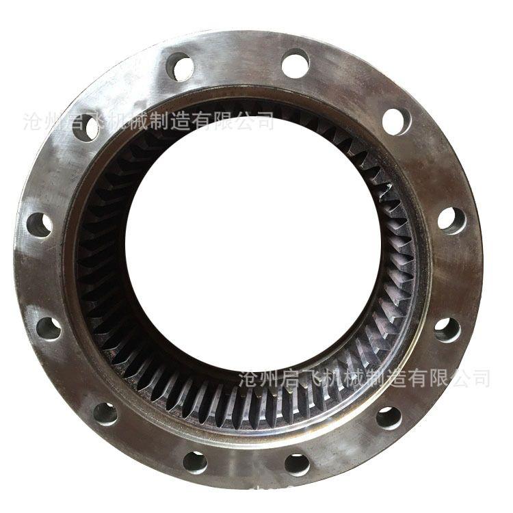 批发 GIICL型鼓形齿式联轴器 钢齿式联轴器  鼓型齿联轴器