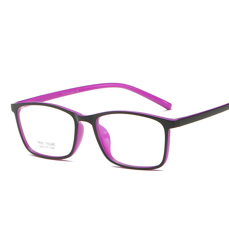 2018新款TR90眼镜框 精致小框 近视眼镜架 T8029镜框