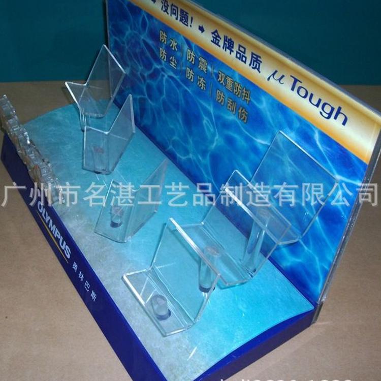 【厂家制作】 亚克力产品托架 有机玻璃产品托架 加工定做