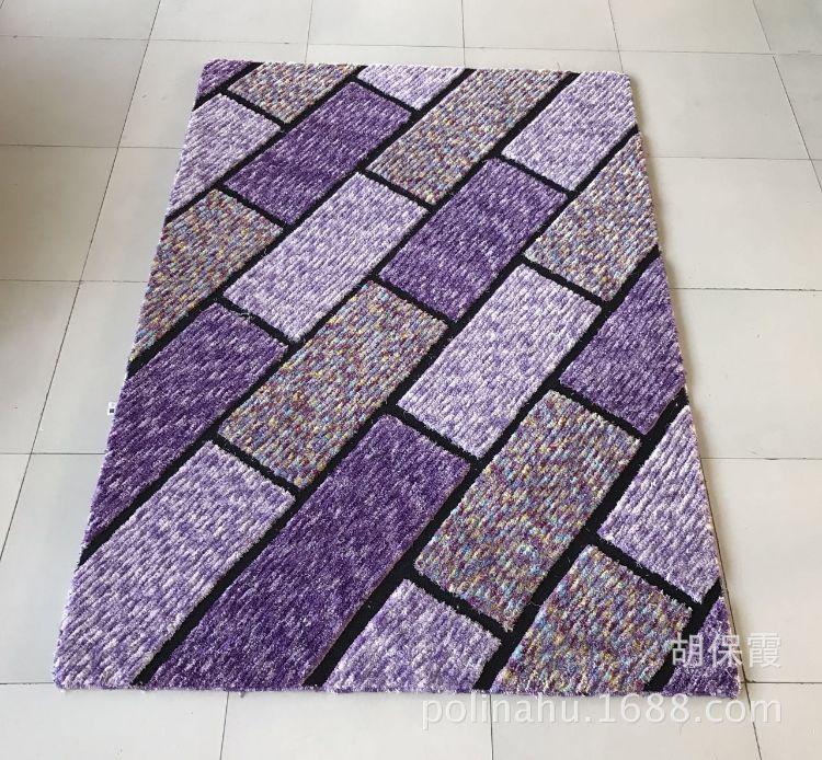 简约地毯,4D地毯,M6地毯,条格地毯,段染地毯