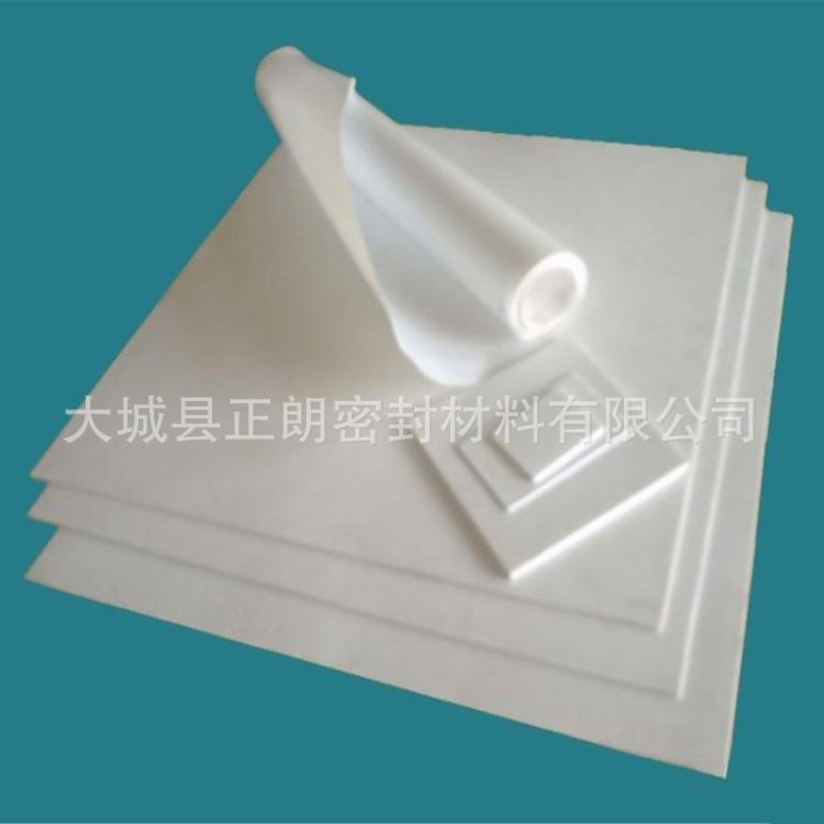 聚四氟乙烯四氟板5mm厂家销售各种规格四氟楼梯板聚四氟乙烯垫板