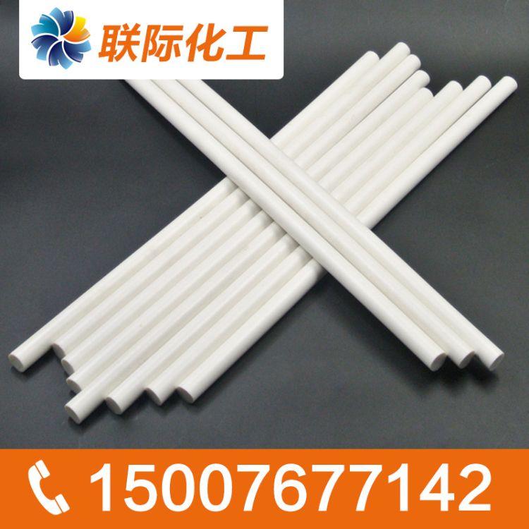 粘合特强胶棒耐高温乳白热熔胶条 117mm150度绝缘抗阻燃工厂批发