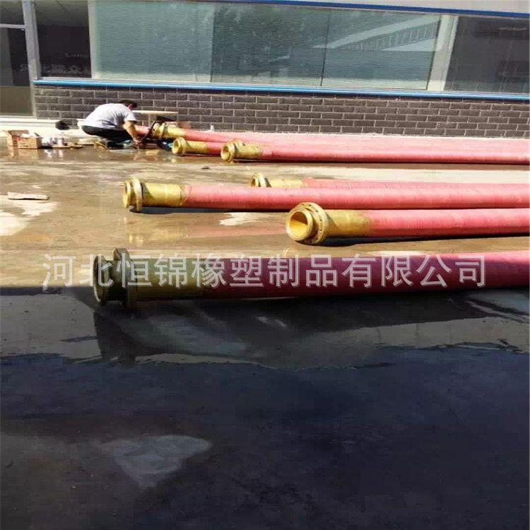 专业研发 保质供应4寸到26寸大口径胶管 夹布大口径胶管