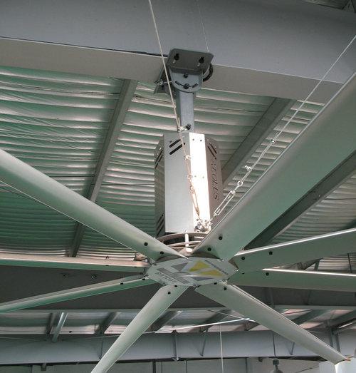 经济实用大型吊扇 降温工业超大风扇大风力电扇仓库工厂车间用