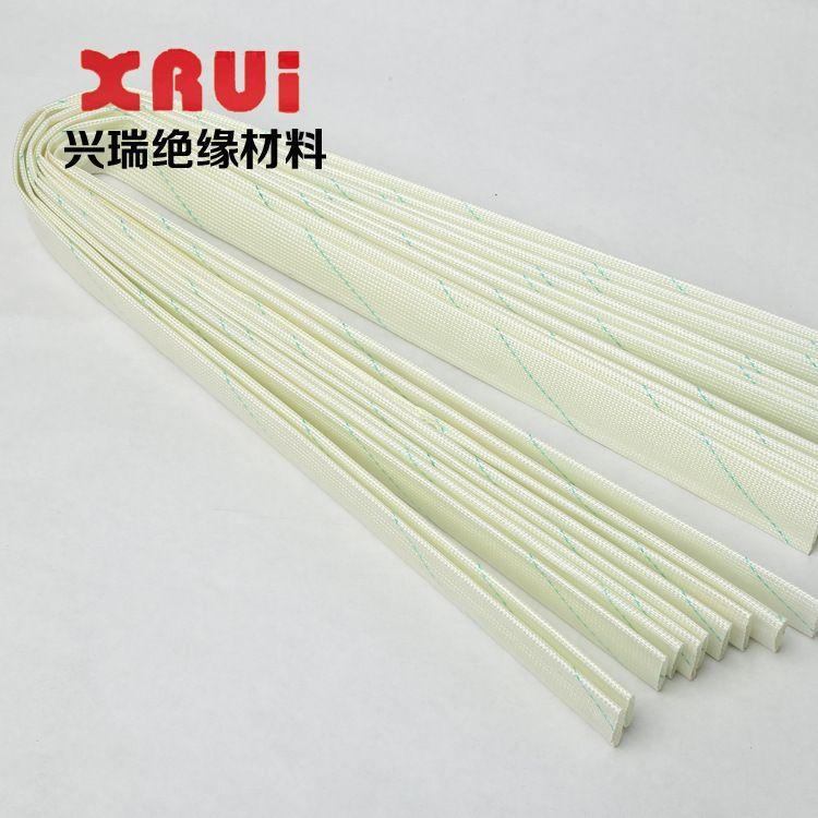 010 厂家直销黄蜡管聚氯乙烯玻璃漆管 2500V绝缘套管Φ25