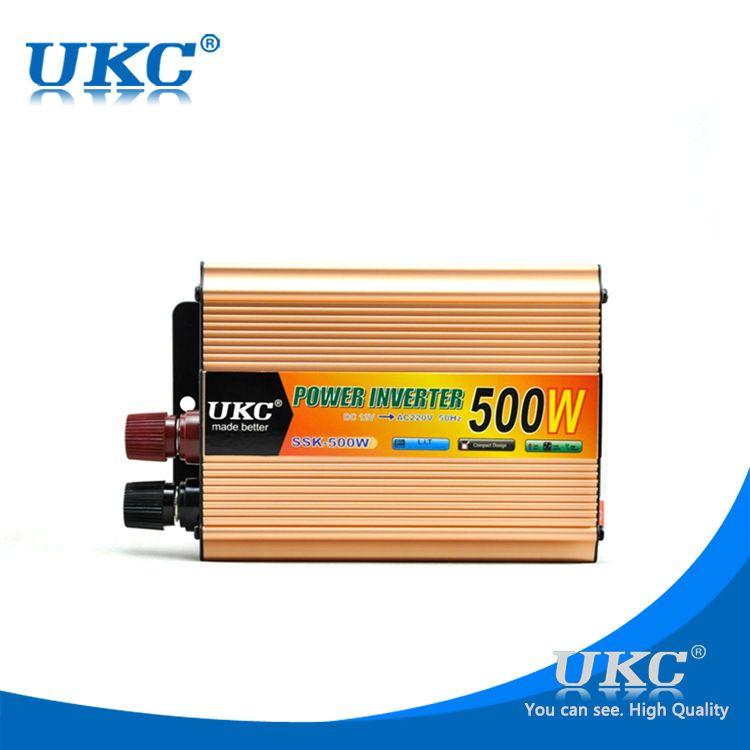 供应防反接保护12V500W逆变器 车载逆变器500W  修正波逆变器