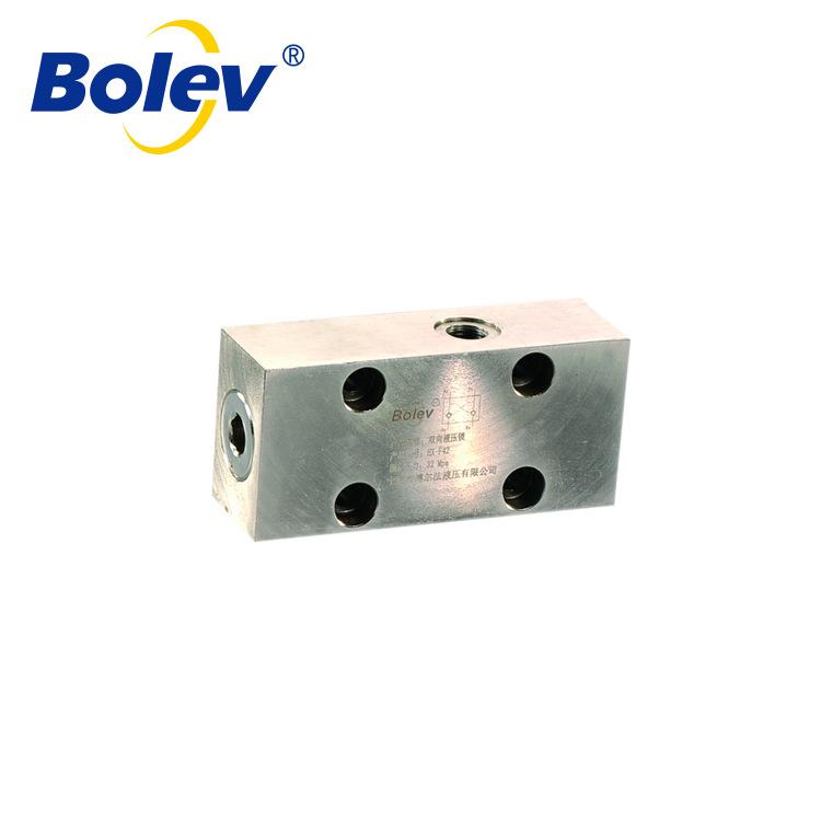 厂家(Bolev)液压阀:F42B 型双向液压锁