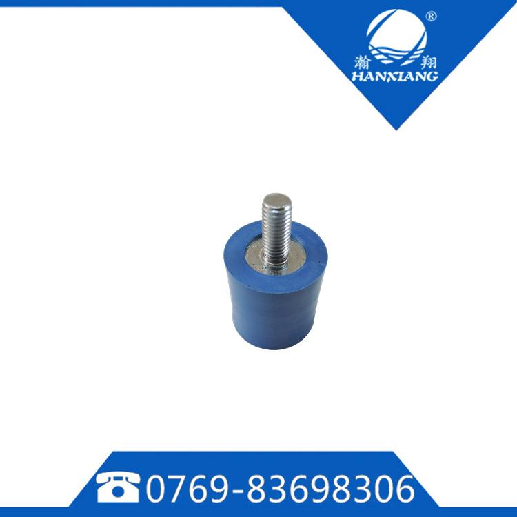 M6 减震柱 圆柱形橡胶减震器 vd型