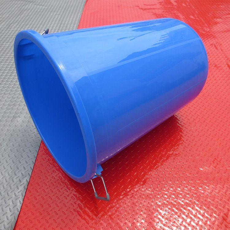 供应塑料桶 160L铁柄桶  PP PE塑料圆桶 160升带盖塑料水桶
