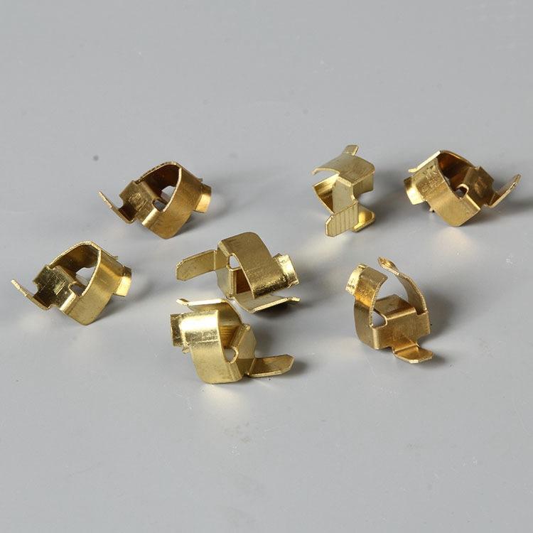 厂家直销 铜件 开关配件 冲压件 金属制品 实力厂家 品质保证