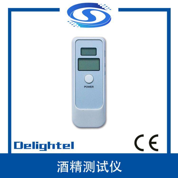 厂家直供6389酒精测试仪 便携式 呼吸式 酒精检测仪 时钟数显